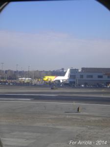 767F de DHL