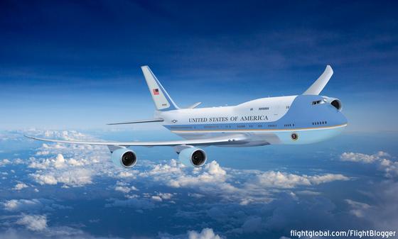 Nuevo Avion Air Force One