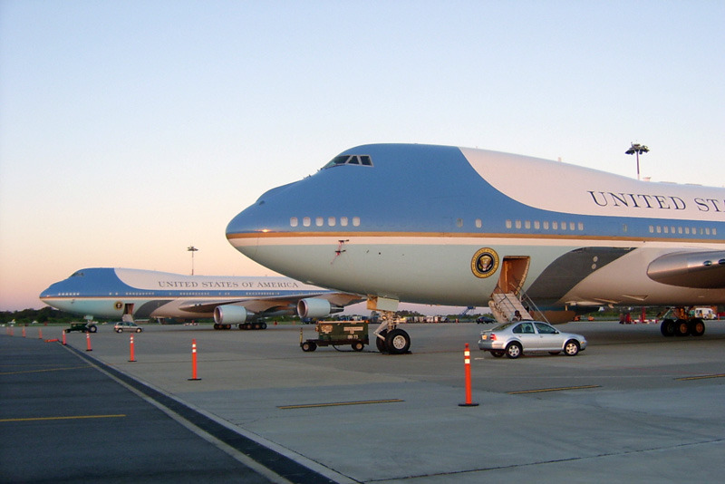 Nuevo Air Force One